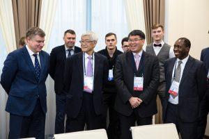 Видео-дайджест II форума «Шаг в будущее»: открытие кафедры ЮНЕСКО в ГУУ